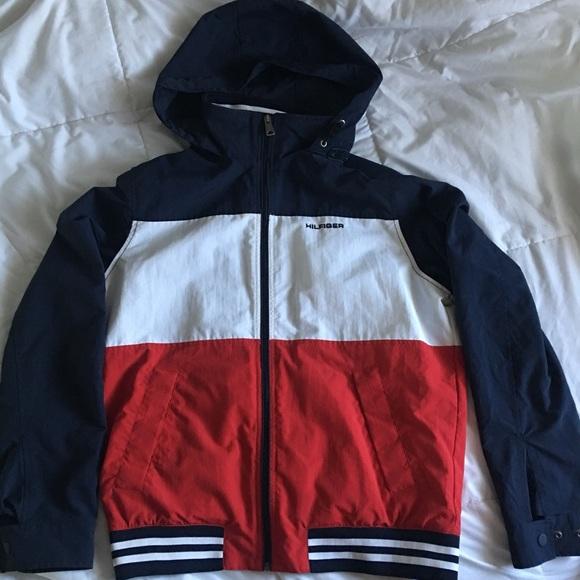 ade21ed0 Tommy Hilfiger Jackets & Coats | Flag Regatta Jacket | Poshmark